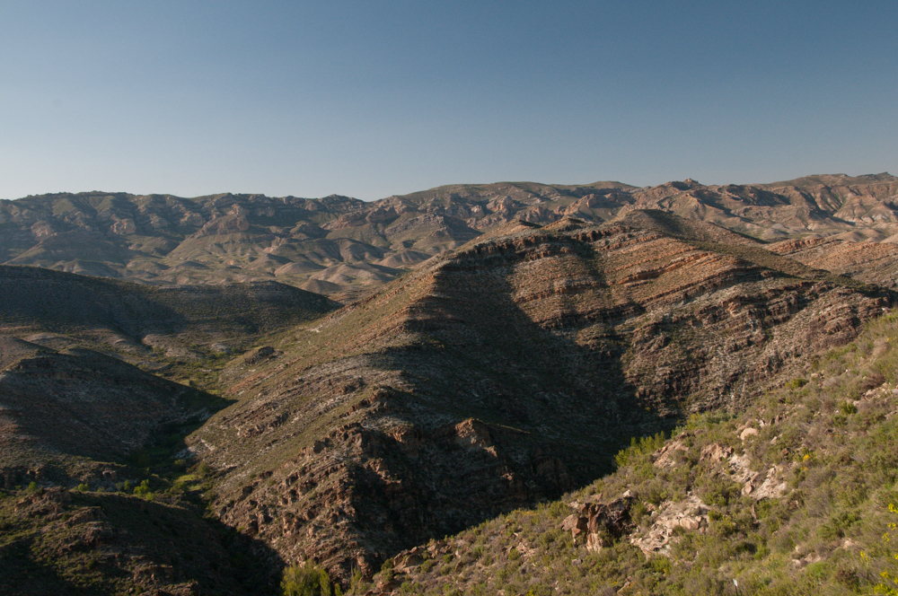 Alcarama Mountains