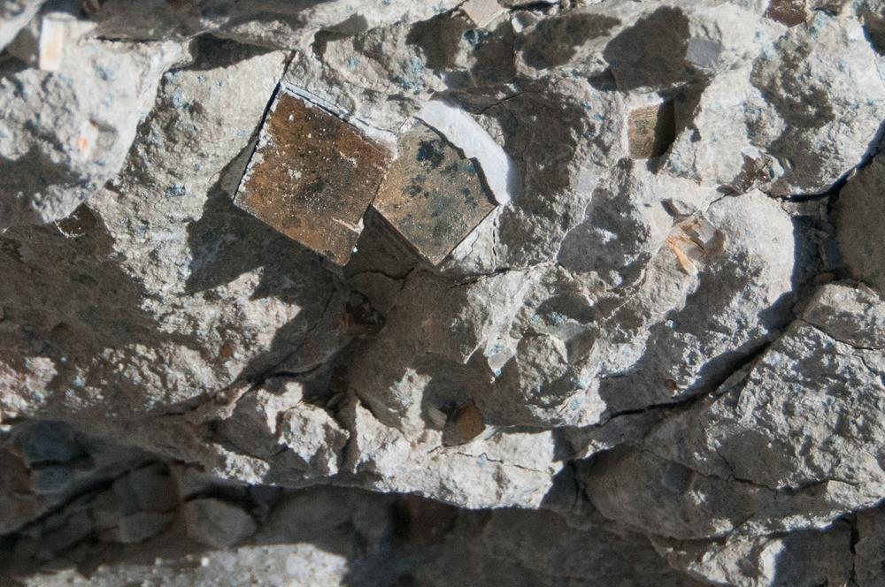 Pyrite in Situ (2)