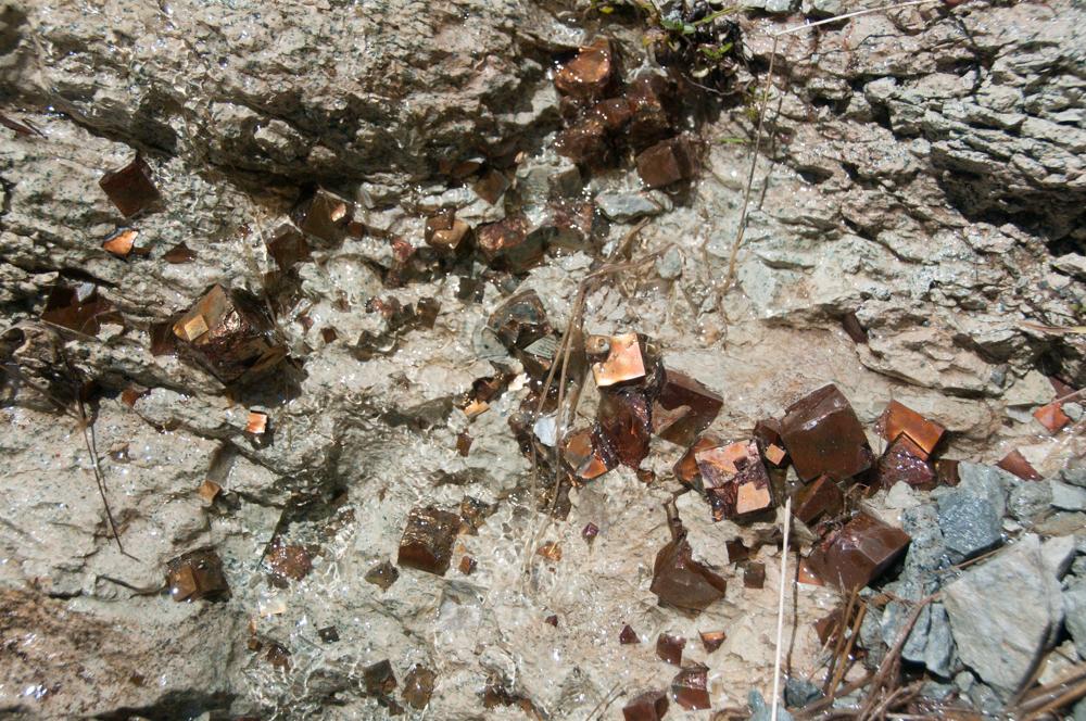 Pyrite in Stream (1)