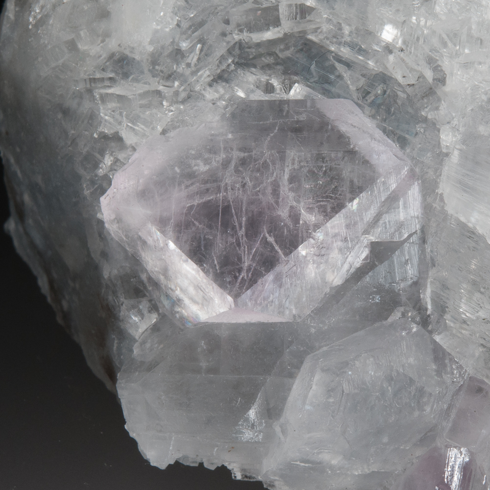 Anhydrite Crystal