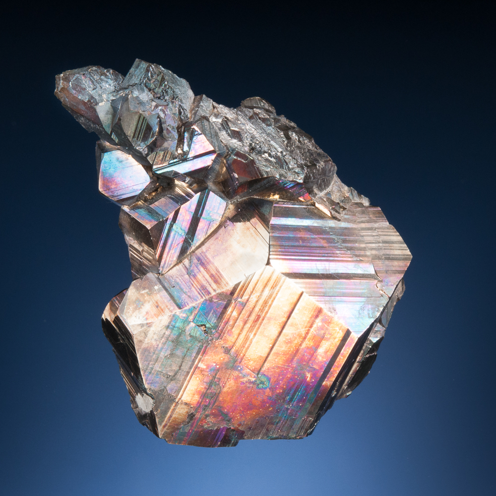 Pyrite, Mundo Nuevo Mine, Huamachuco, La Libertad, Peru