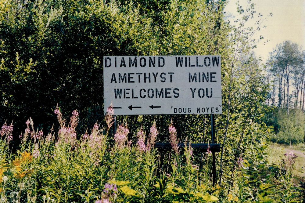 Diamond Willow Mine, McTavish Township, Thunder Bay District, Ontario