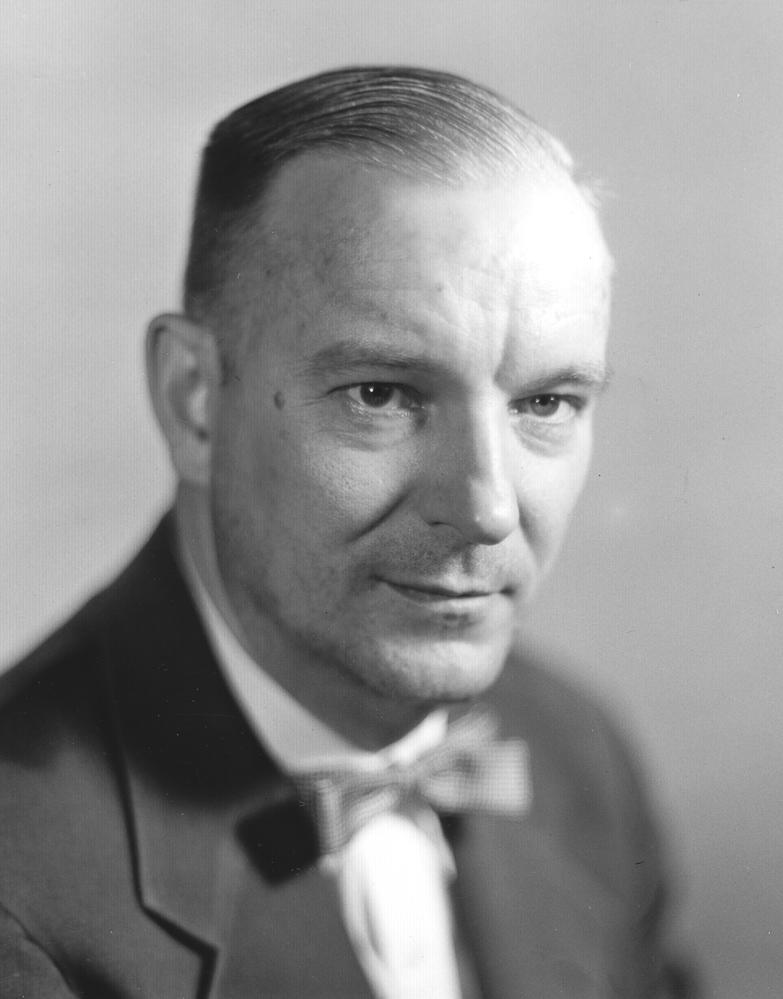 Eberhard W. Heinrich, University of Michigan