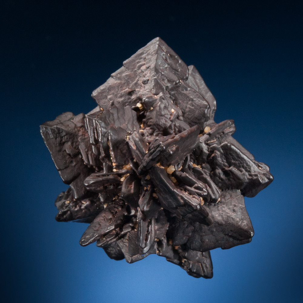 Goethite pseudomorph after marcasite, White Desert, north of Farafra Oasis, New Valley Governorate, Egypt