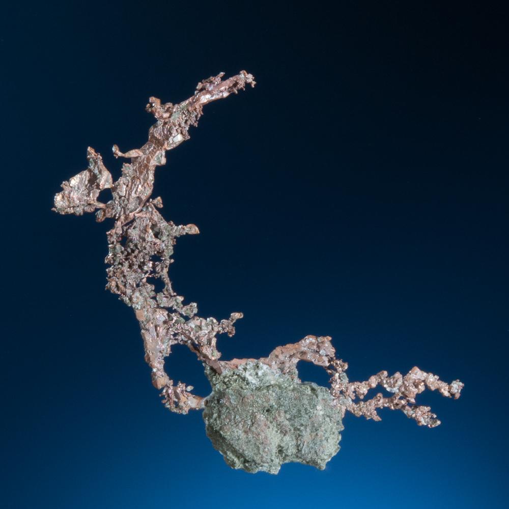 Copper, Cape D'Or, Cumberland Co., Nova Scotia