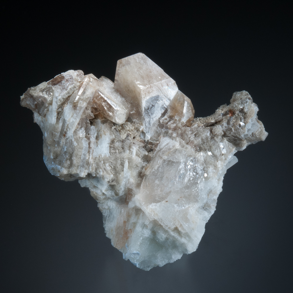 Hydroxylherderite, Morro Redondo Mine, Coronel Murta, Minas Gerais, Brazil