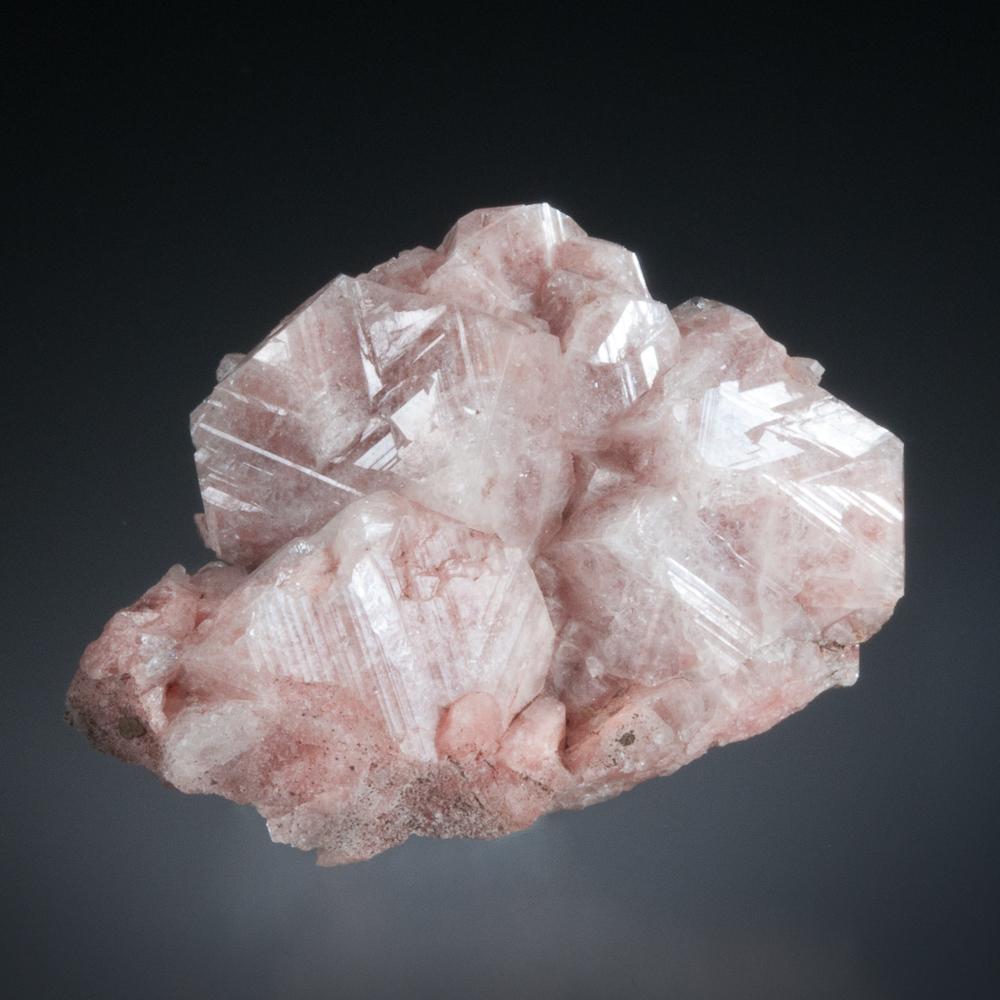 Gmelinite, Two Islands, Cumberland Co., Nova Scotia, Canada