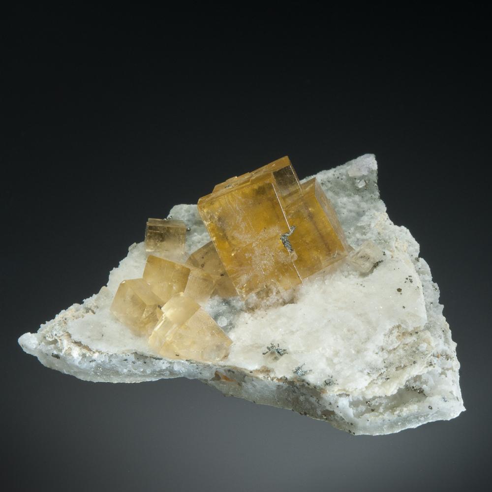 Fluorite, El Hammam Mine, Meknes, Meknes-Tafilalet Region, Morocco