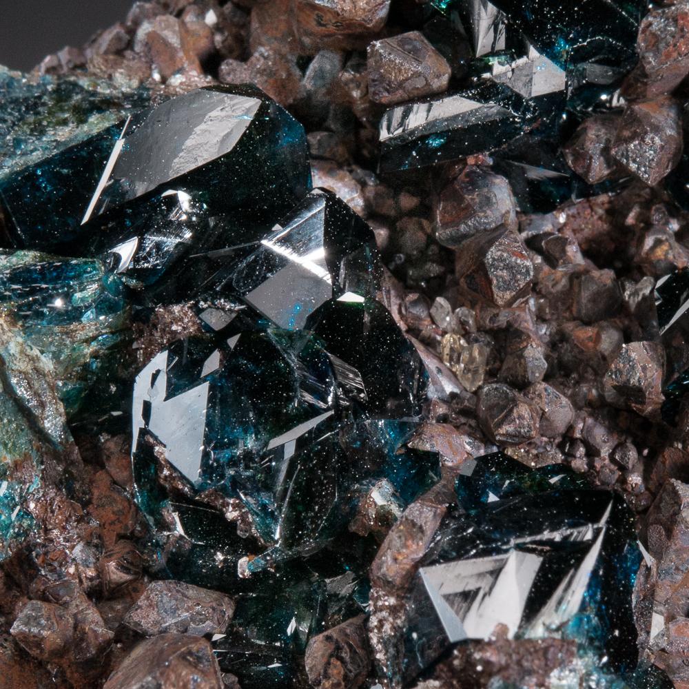 Lazulite, Rapid Creek, Dawson Mining District, Yukon, Canada