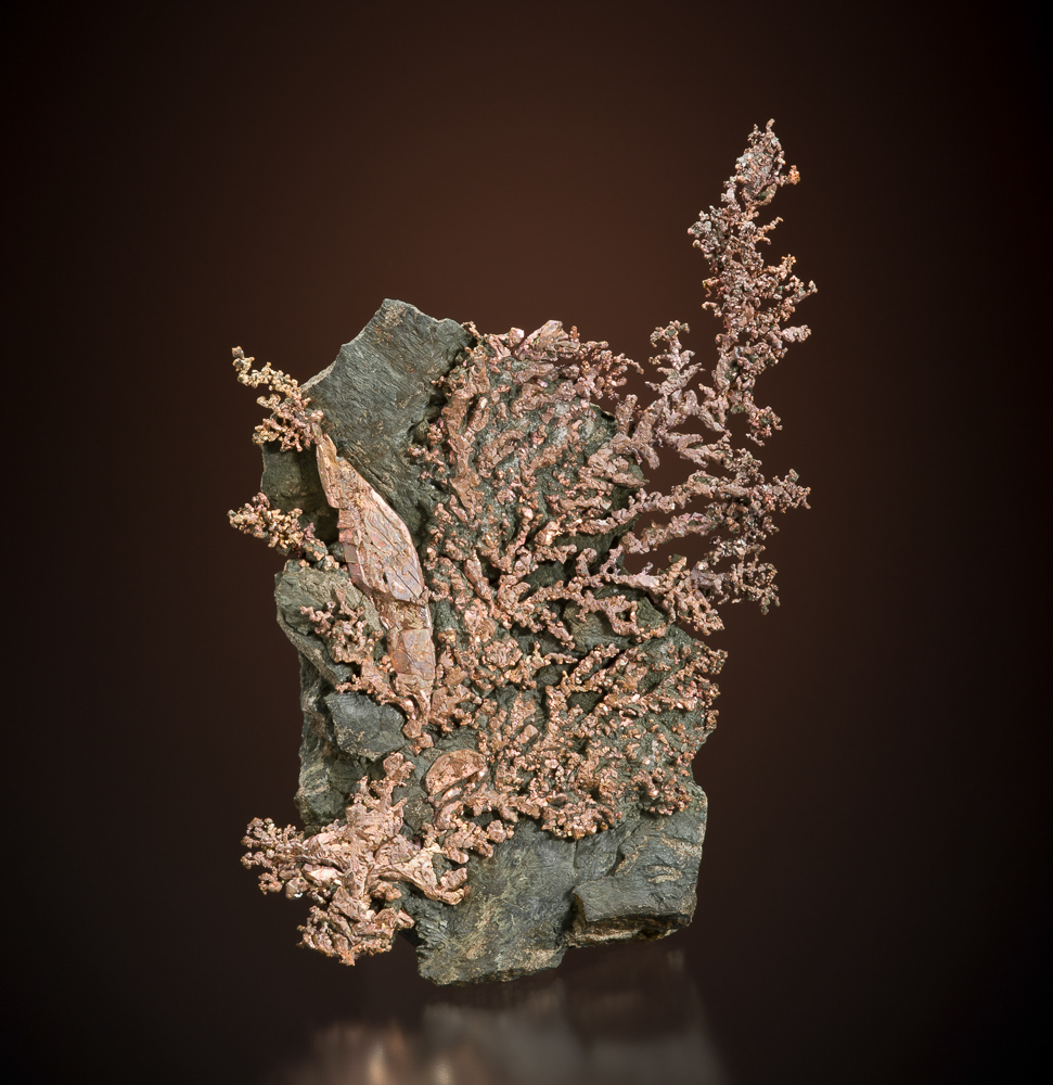 Copper, Cape D'Or, Nova Scotia, Beckett Collection, Michael Bainbridge photo