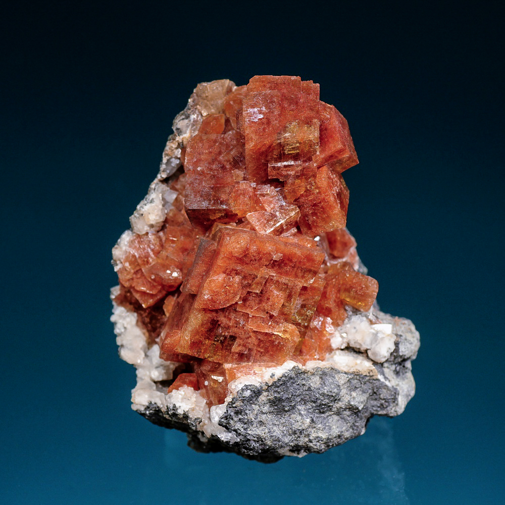 Chabazite, Wasson's Bluff, Cumberland Co., Nova Scotia