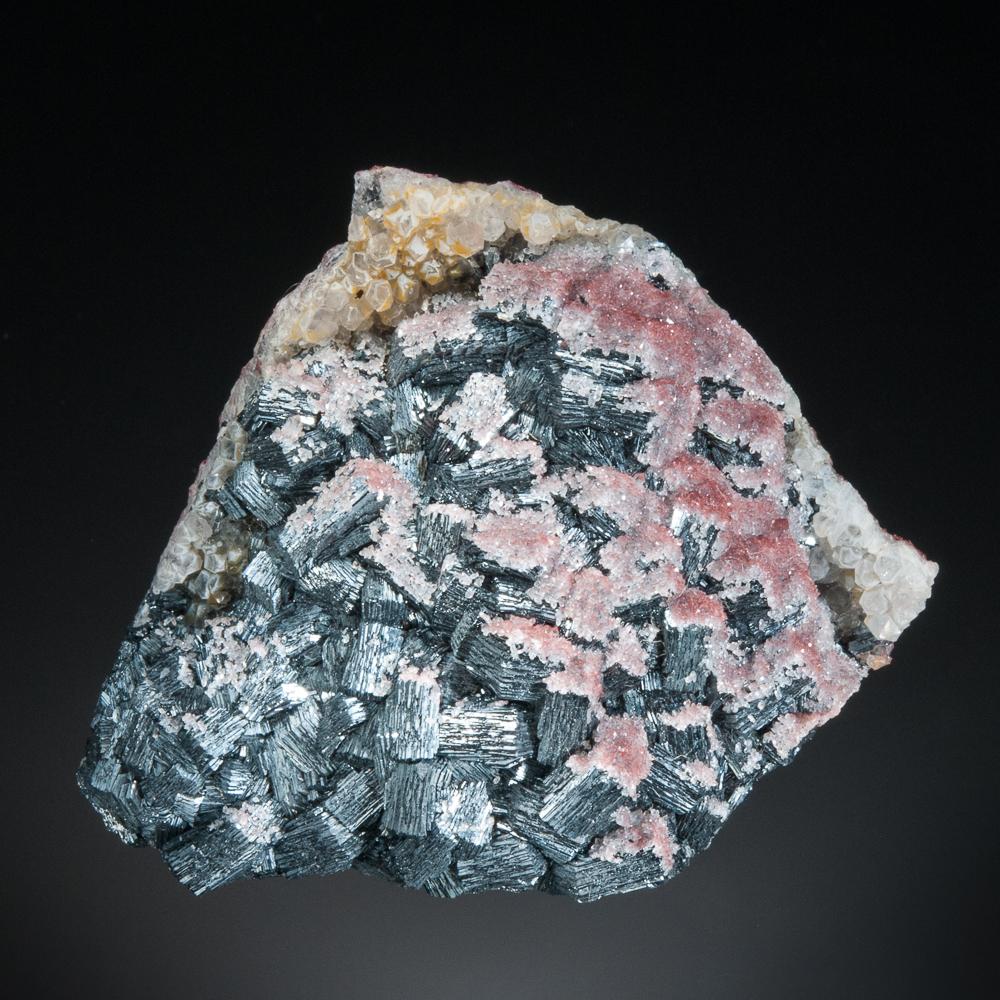 Hematite, Brézouard Massif, Sainte-Marie-aux-Mines, Alsace. France