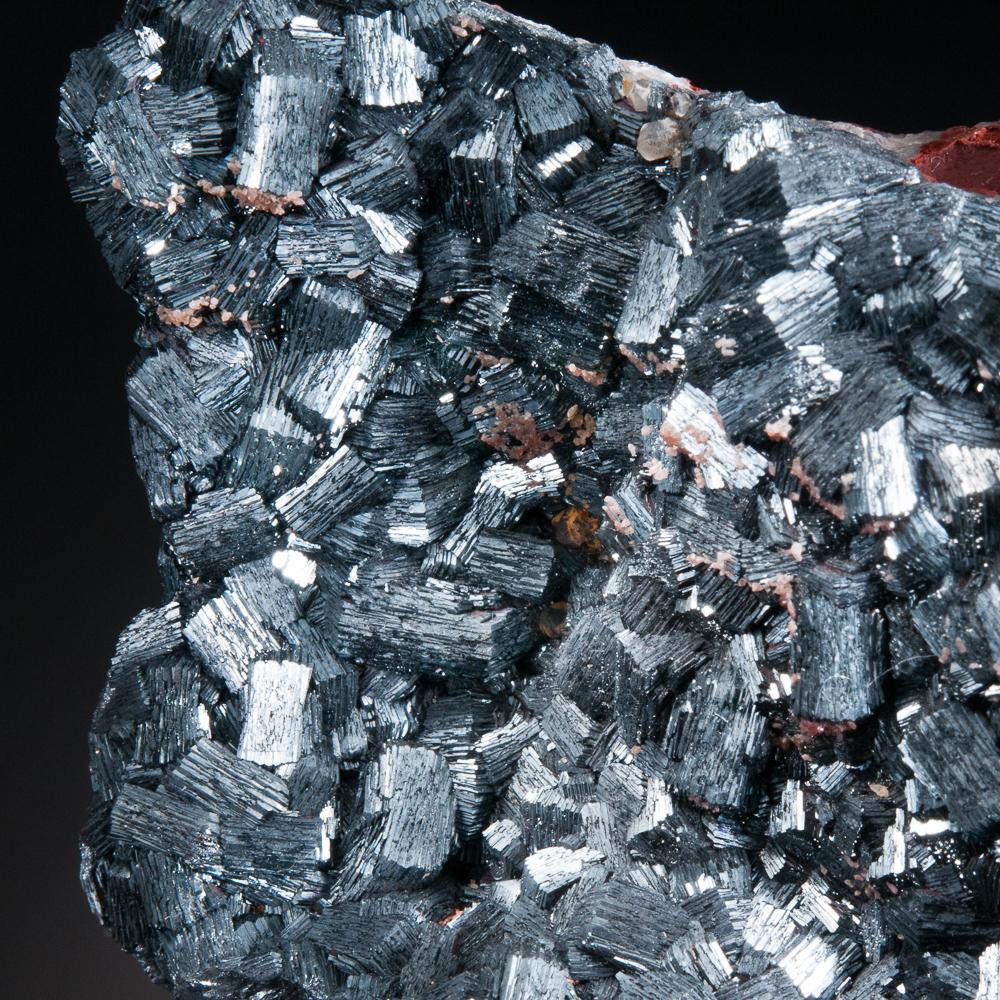 Hematite, Brezouard Massif, Sainte-Marie-aux-Mines, Haut-Rhin, Alsace, France