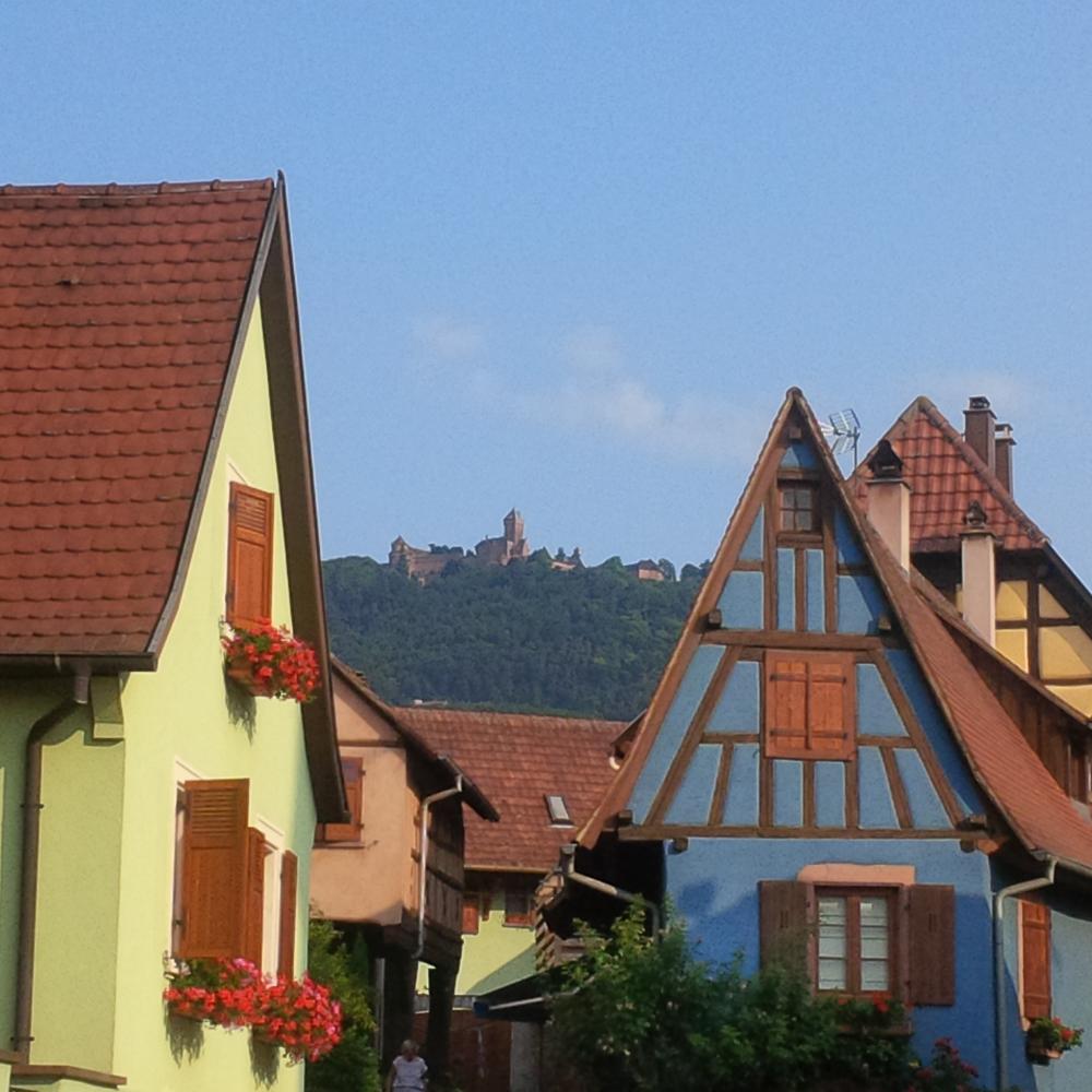 Saint-Hippolyte, Alsace, France