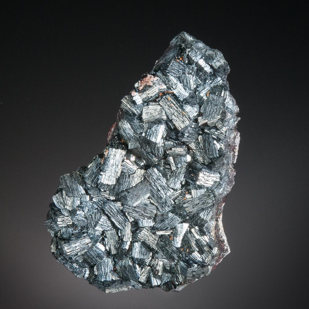 Hematite, Brezouard Massif, Sainte-Marie-aux-Mines, Alsace, France