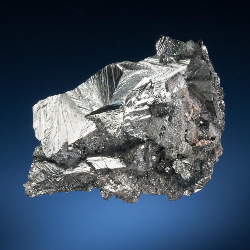 Tennantite, Mundo Nuevo Mine, Mine, Huamachuco, Sanchez Carrion Province, La Libertad Dept., Peru
