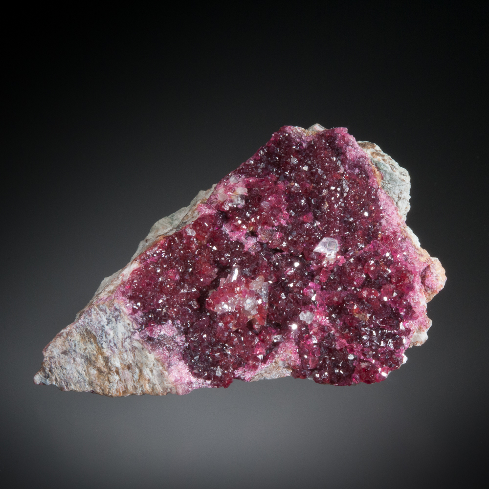 Roselite, Bou Azzer District, Tazenakht, Ouarzazate, Morocco