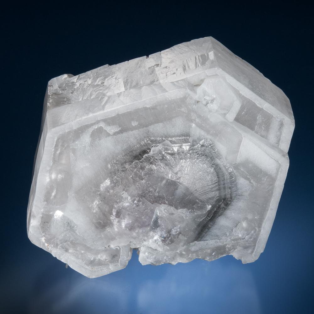 Calcite, Fozichong Deposit, Cenxi Co, Guangxi, China