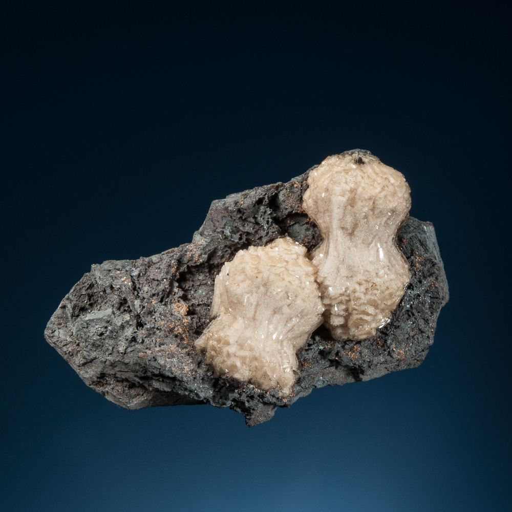 Olmiite, N'Chwaning II Mine, Kalahari Manganese Fields, Northern Cape Province, South Africa
