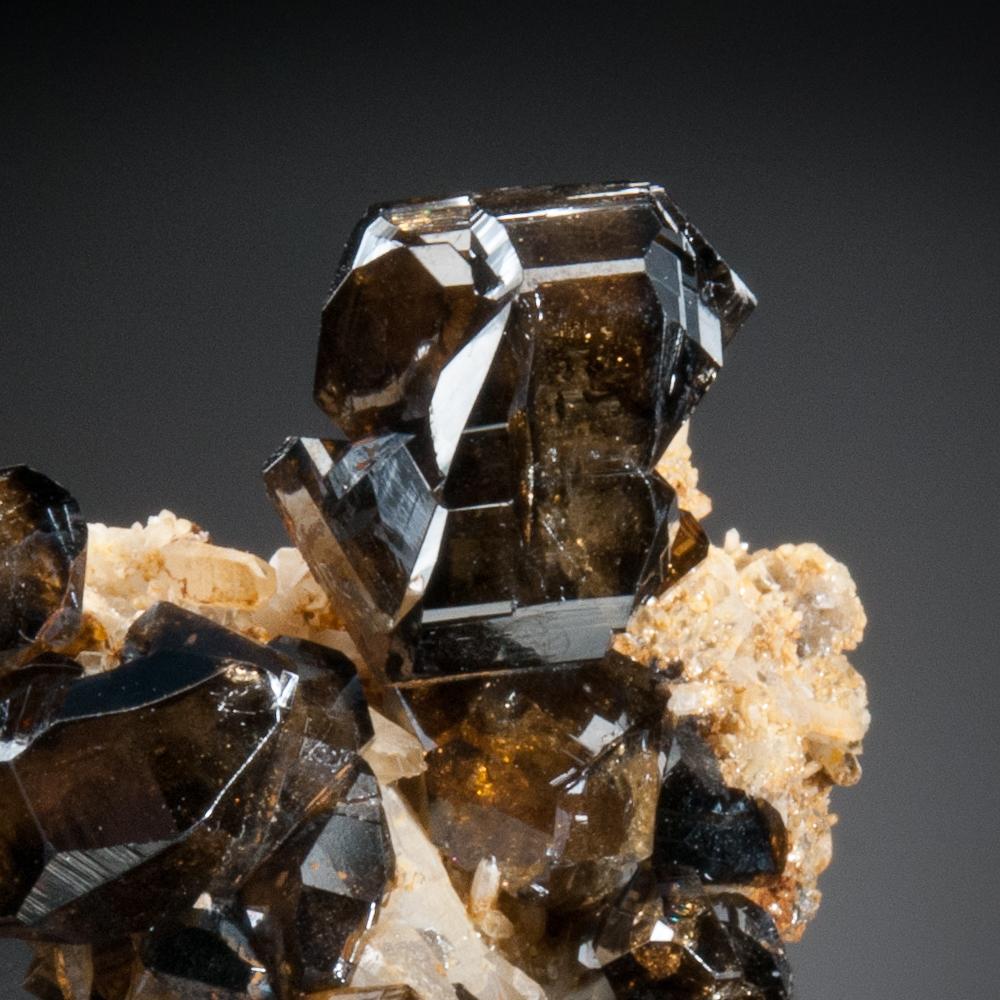 Cassiterite, Viloco Mine, Loayza Province, La Paz, Bolivia