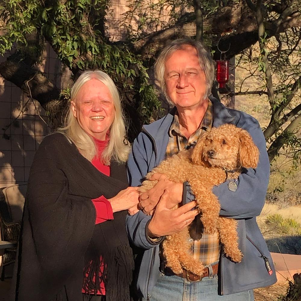 Carol, Riley, Dave