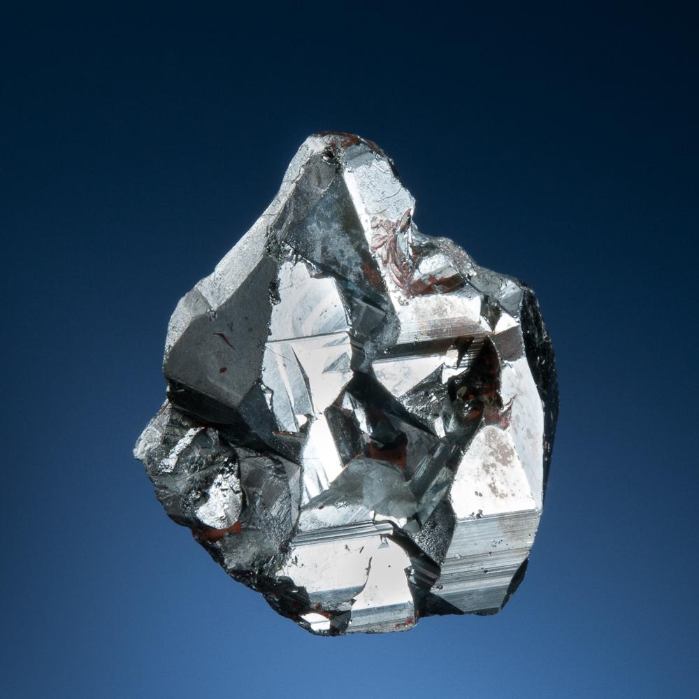 Hematite, Kamoto Principal Mine, Kamoto, Kolwezi, Lualaba, democratic Republic of the Congo
